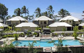 Lahania By The Sea - Accommodation Cairns
