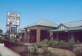 Tanjil Motor Inn - Accommodation Cairns