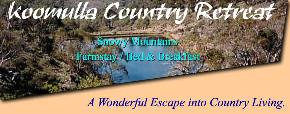 Koomulla Country Retreat - Accommodation Cairns