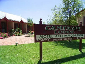Campaspe Lodge - Accommodation Cairns