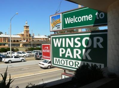 Albury Winsor Park Motor Inn - Accommodation Cairns