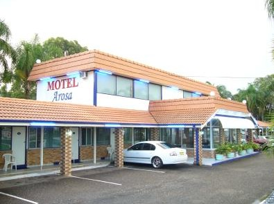 Arosa Motel - Accommodation Cairns