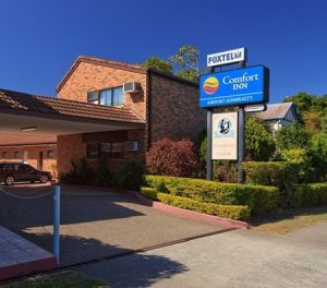 Airport Admiralty Motel - Accommodation Cairns