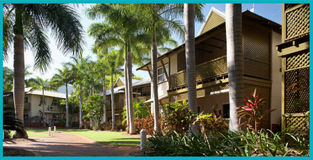 Seashells Resort Broome - Accommodation Cairns