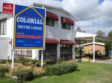 Colonial Motor Lodge - Accommodation Cairns