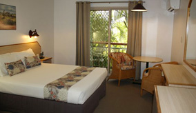 Colonial Village Motel - Accommodation Cairns
