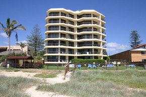 Spindrift On The Beach - Accommodation Cairns