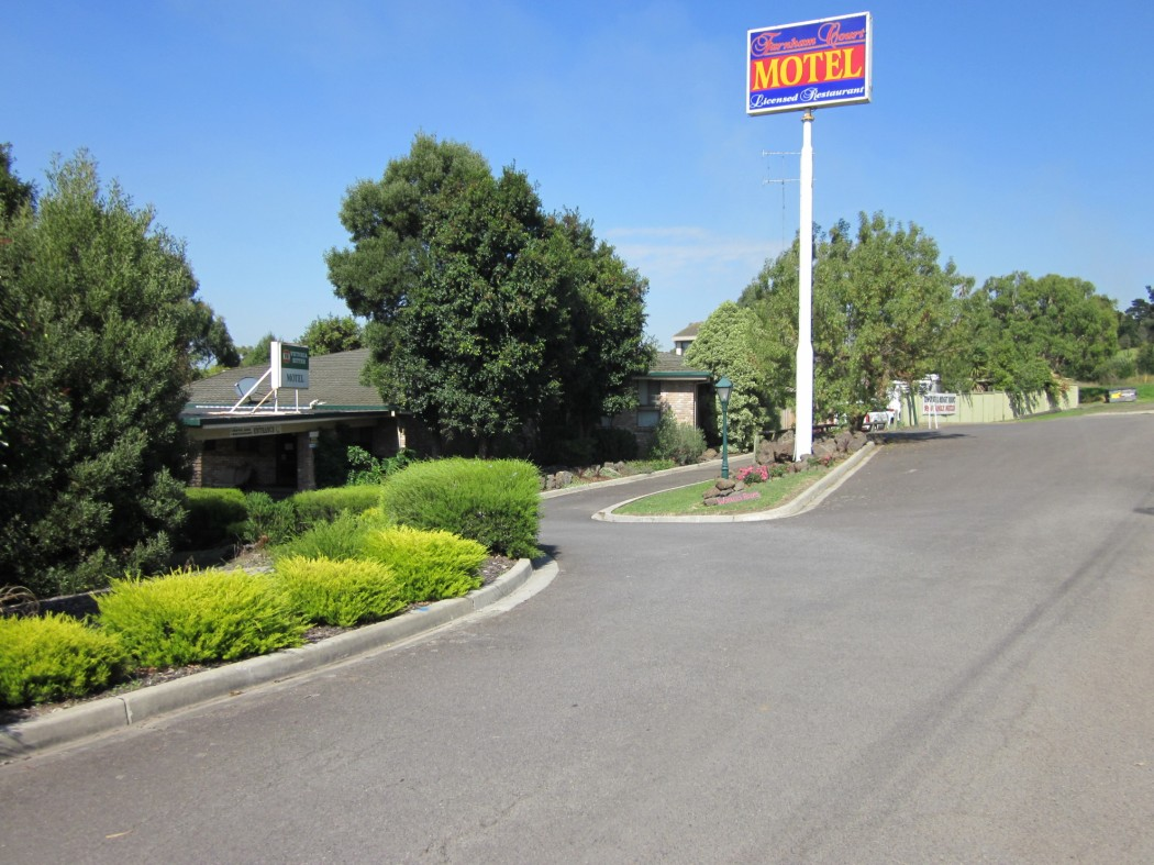 Farnham Court Motel