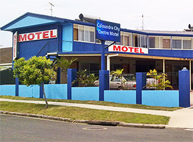 City Centre Motel - Accommodation Cairns
