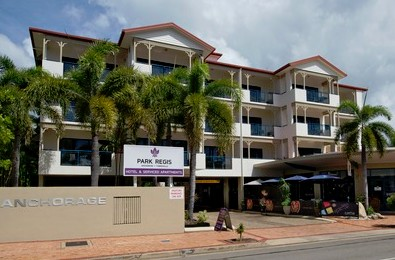 Park Regis Anchorage - Accommodation Cairns