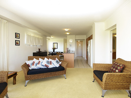 Oaks Seaforth Resort - Accommodation Cairns
