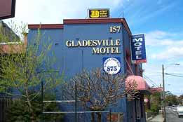 Gladesville Motel - Accommodation Cairns