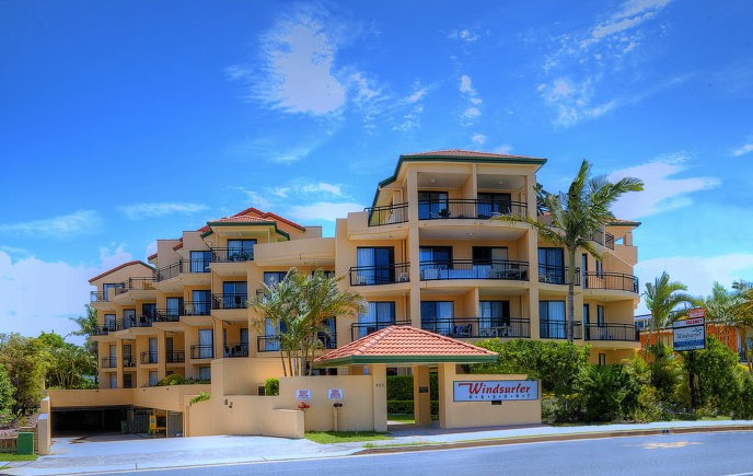 Windsurfer Resort - Accommodation Cairns