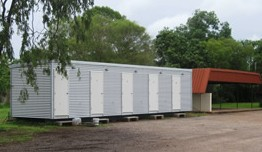 Coolalinga Caravan Park - Accommodation Cairns