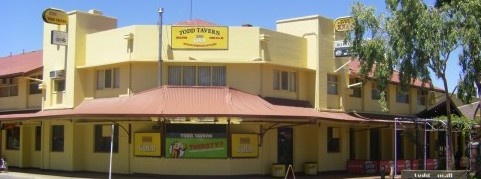 Todd Tavern - Accommodation Cairns