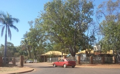 Outback Caravan Park - Accommodation Cairns