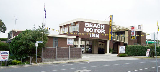 Beach Motor Inn - Accommodation Cairns