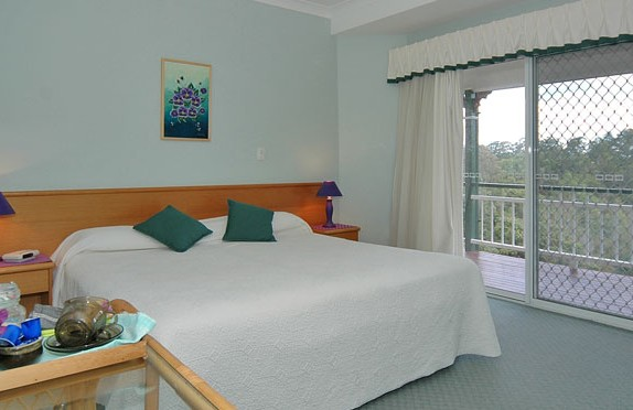 Eumundi Rise Bed And Breakfast - Accommodation Cairns