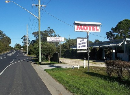Sudden Comfort Motel - Accommodation Cairns