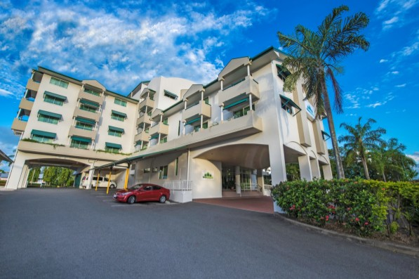 Cairns Sheridan Hotel - Accommodation Cairns