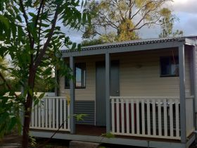 Mount Garnet Travellers Park - Accommodation Cairns