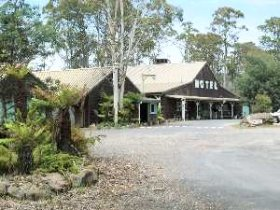 Derwent Bridge Wilderness Hotel - Accommodation Cairns