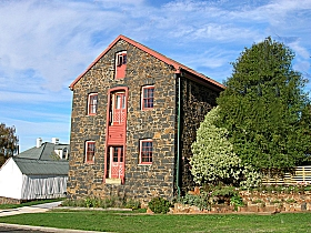 Bluestone Grain Store BB