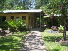 Lync-Haven Rainforest Retreat - Accommodation Cairns