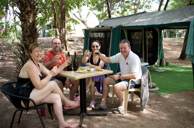 Adels Grove Camping Park - Accommodation Cairns
