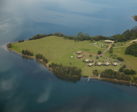 Black Bream Point Holiday Cabins - Accommodation Cairns