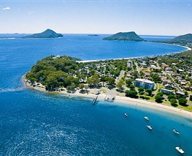 Halifax Holiday Park - Nelson Bay - Accommodation Cairns