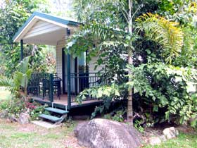 Finch Hatton Gorge Cabins