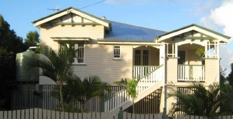 Eco Queenslander Holiday Home and B&B