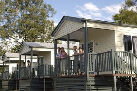 Discovery Holiday Parks - Biloela - Accommodation Cairns