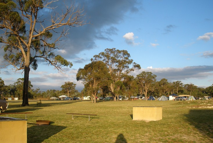 Sommerville Valley Tourist Park - Accommodation Cairns