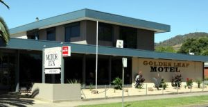 Golden Leaf Motel - Accommodation Cairns