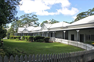 Woodleigh Homestead Bed  Breakfast - Accommodation Cairns