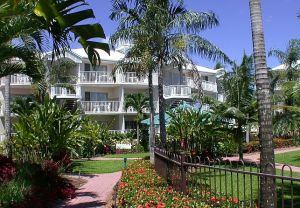 Australis Cairns Beach Resort - Accommodation Cairns