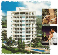 Founda Gardens Apartments - Accommodation Cairns