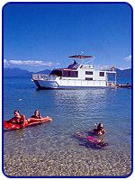 Hinchinbrook Rent A Yacht And House Boat - Accommodation Cairns