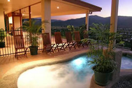 The Summit Rainforest Retreat - Accommodation Cairns