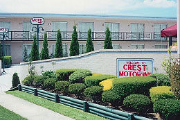 Crest Motor Inn - Accommodation Cairns