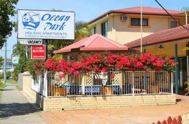 Ocean Park Motel and Holiday Apartments - Accommodation Cairns
