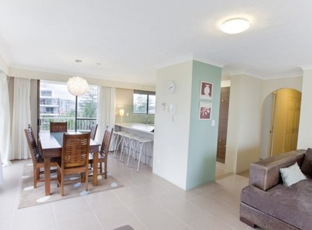 Capricornia Apartments - Accommodation Cairns
