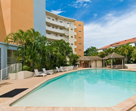 Rays Resort Apartments - Accommodation Cairns