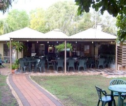 Douglas Daly Tourist Park - Accommodation Cairns