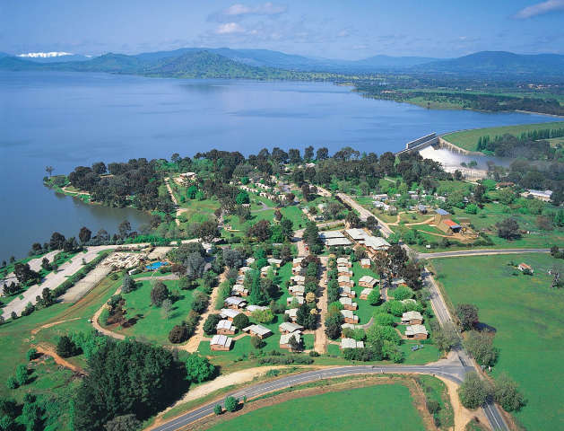 Lake Hume Resort - Accommodation Cairns