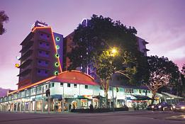 Darwin Central Hotel - Accommodation Cairns