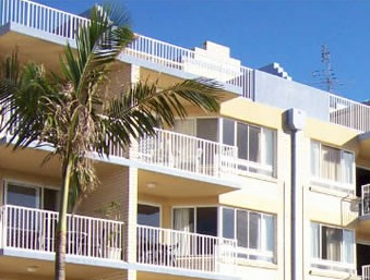 Mainsail Holiday Apartments - Accommodation Cairns