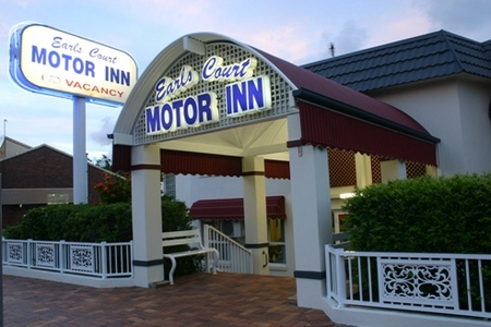 Earls Court Motor Inn - Accommodation Cairns
